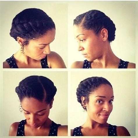 halo braid african american hair 5 natural hairstyles that are bae approved and perfect for