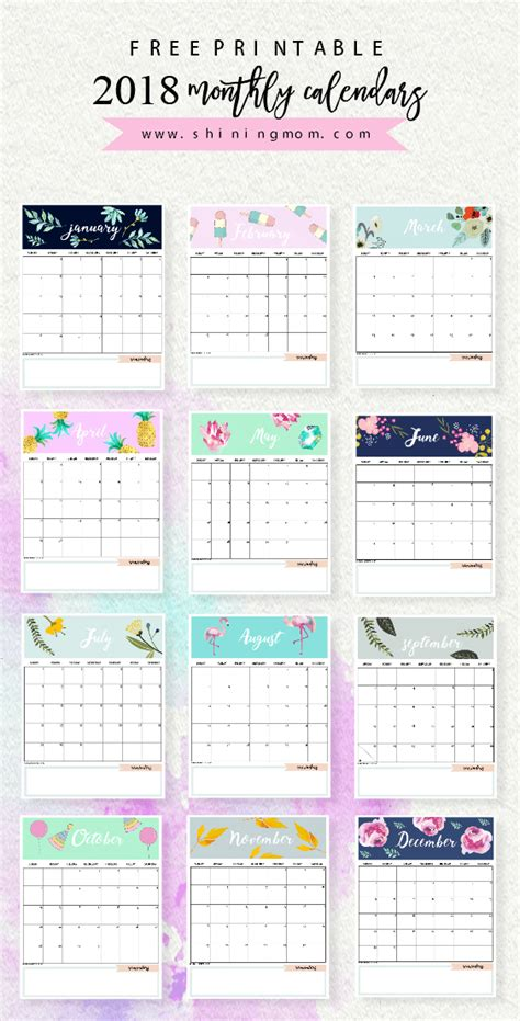 weekly planner 2018 weekly planner portable format pretty pink aztec pattern premium cover with modern calligraphy lettering daily weekly mindfulness antistress organization books calendar 2018 printable 12 free monthly designs to