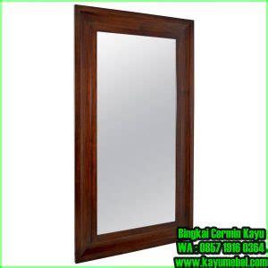 Cermin Bingkai Kayu bingkai cermin kayu jati cermin bingkai kayu bingkai