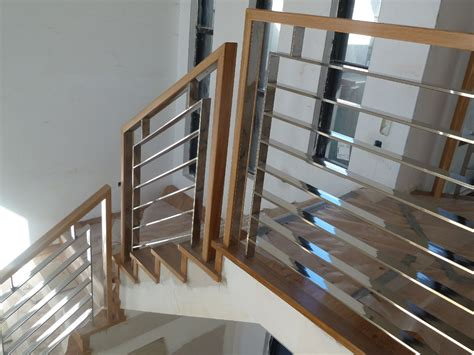 Banister Railing Concept Ideas Stainless Steel Grill Traders Justklick Services Stainless Steel Grill