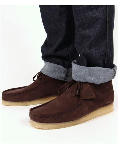 wallabee boots clarks originals wallabee suede