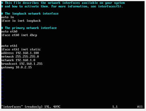 setup ubuntu server as dns virtualbox problem configuring dns on ubuntu server