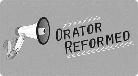 Dafont Orator | orator reformed font dafont com