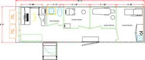 Room Layout Design mobile clinic mobile surgery facilities