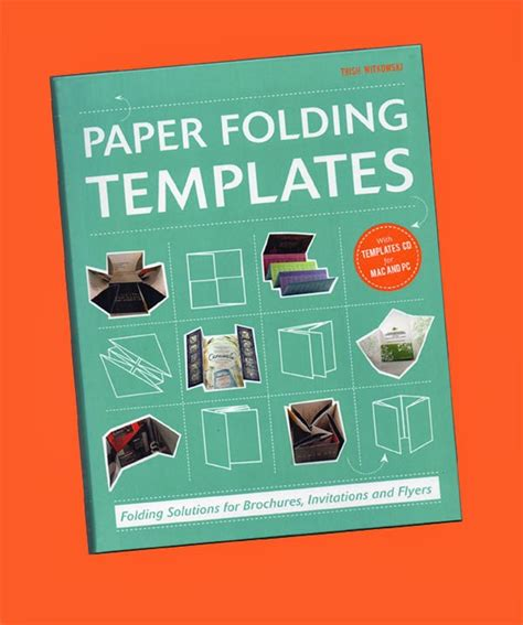 Book Paper Folding - the papercraft post paper folding templates book review