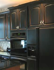 the southern undomestic goddess black kitchen cabinets