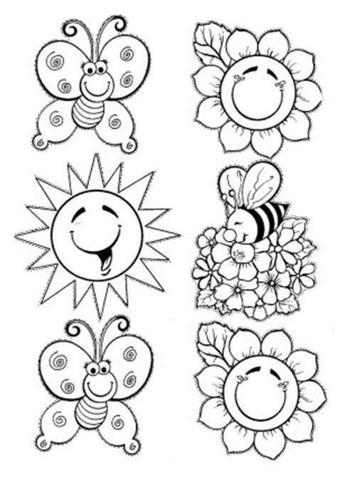 dibujos para colorear primavera dibujos para colorear de la primavera auto design tech