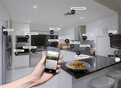 smart kitchen appliances nordic powered bluetooth smart controllers transform home