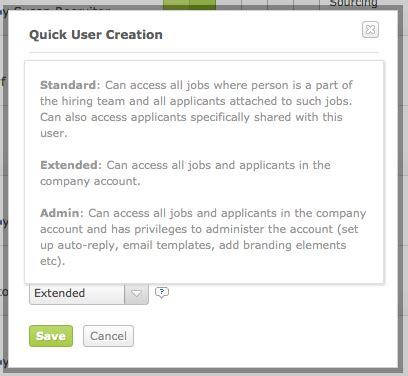 Weekly Release Invite Your Hiring Team Unpost Jobs Contd Smartrecruiters No Longer With The Company Auto Reply Template