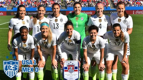 mexico vs uswnt on tv online feb 13 2016 broadcast wnt vs mexico highlights feb 13 2016 youtube