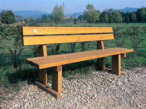 arte e giardino 106 panchina perugia per parchi e giardini da