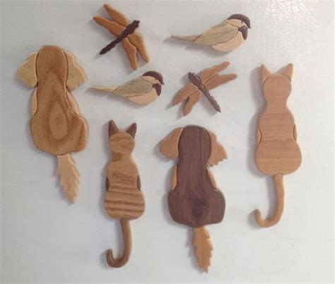 intarsia woodworking tools refrigerator magnets wood refrigerators