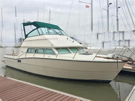fiberform boats 1980 fiberform 32 cruiser power boat for sale www