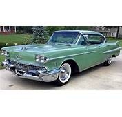 1958 Cadillac Hardtop Sedan 6239 With Just Over 48000
