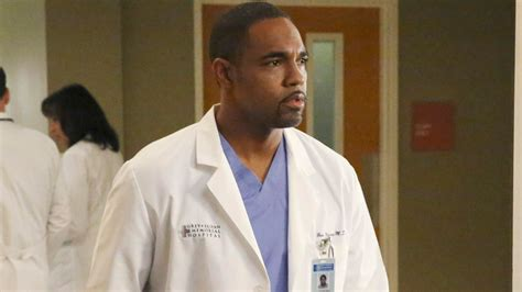 Greys Anatomy Confirms Hes by Grey S Anatomy Jason George Joins Firefighter