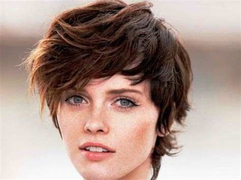 Shaggy Pixie Cut Round Face   www.imgkid.com   The Image