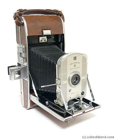 historical cameras: polaroid: land camera model 95