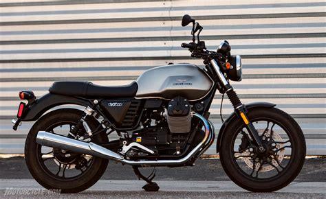 Moto Guzzi V7 by 2016 Moto Guzzi V7 Ii Review