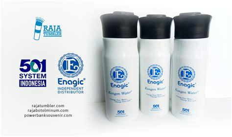 Tumbler Kangen Water porfolio raja tumbler mug distributor botol minum