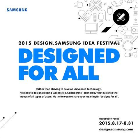 home design story samsung design story 2015 design samsung idea festival seeking