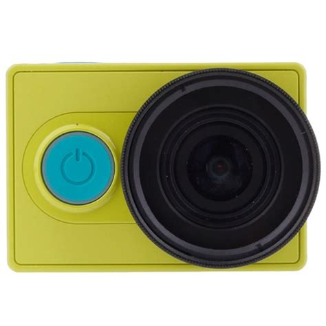 Lensa Gopro Untuk Xiaomi Yi lensa uv filter 37mm dengan cap untuk xiaomi yi black