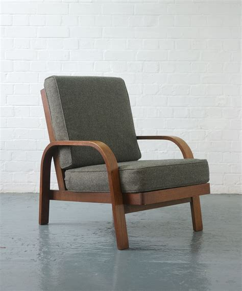 Room Designing 1930s lamda chair by robert hening and hein heckroth