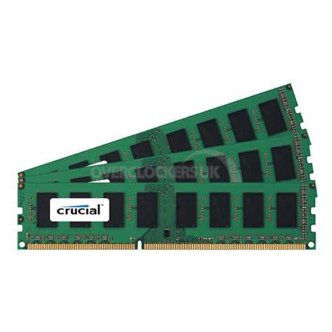 Ram Ddr3 3gb Untuk Laptop crucial 3gb ddr3 pc3 10666c9 1333mhz 3x1gb ocuk