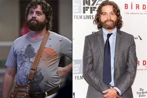 p weight loss zach galifianakis talks about his weight loss pk