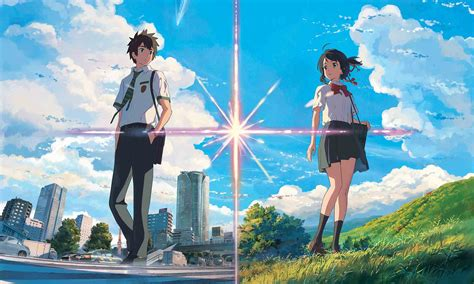 Anime Your Name by Your Name Funimation
