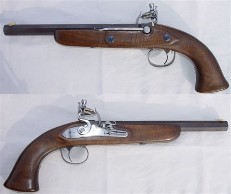 building a breech loading flintlock pistol