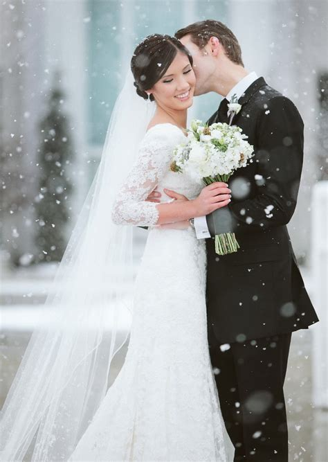 Pretty Wedding Photos by Top 8 Wedding Dresses Styles For Winter