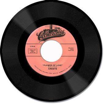 the crests : flower of love / molly mae 45 collectables