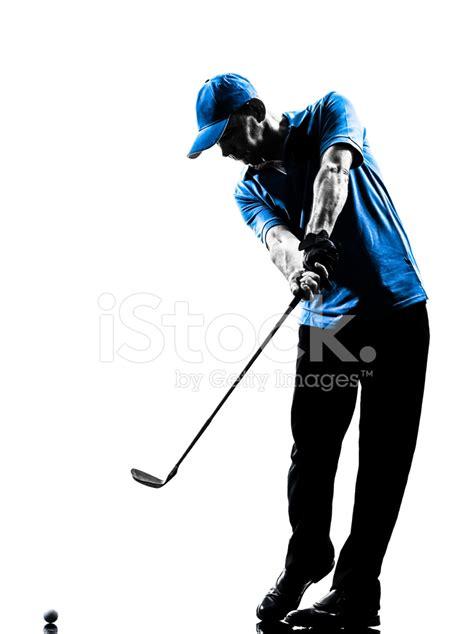 swing machine golf download man golfer golfing golf swing silhouette stock photos