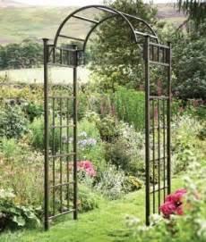 garten arkaden metal garden arch trellis foter