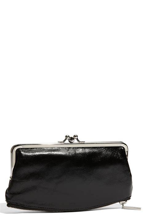Clutch Color List hobo vintage millie kisslock clutch wallet in black start