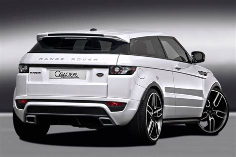 Caractere Range Rover Evoque Modified Autos World Blog