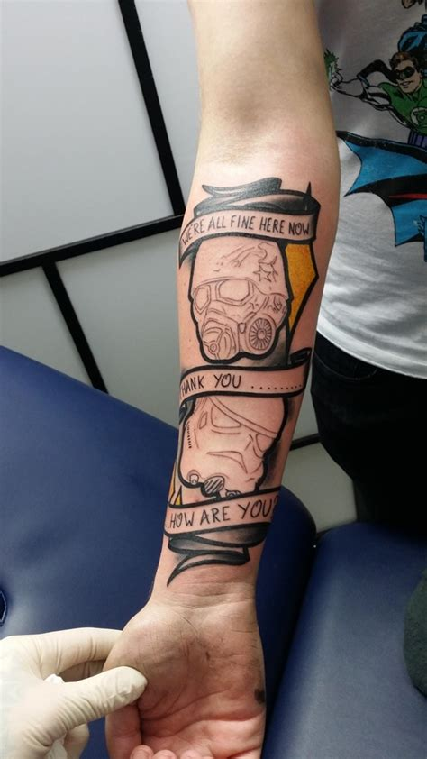 tattoo new vegas 20 super cool fallout tattoo designs