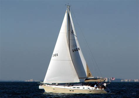trimaran under sail photograph by t guy spencer - Trimaran Under Sail