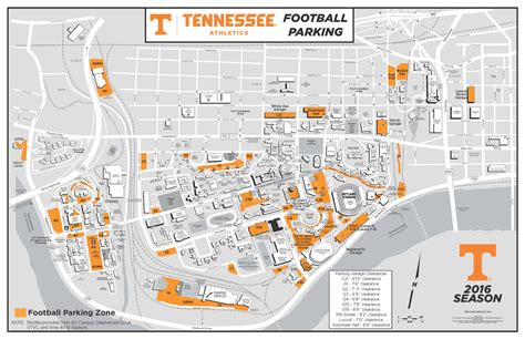 Utk Finder Special Events Parking Transit Services
