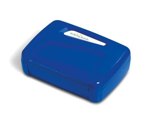 Lunch Box Blue other kitchen storage organisation eureka lunch box
