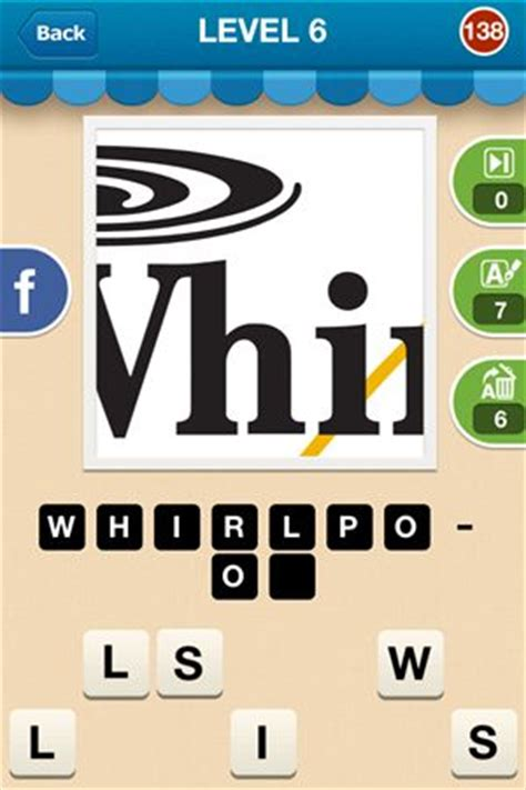 level 6 answer hi guess the brand answers level 6 app ed
