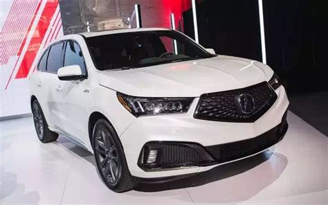2020 Acura Mdx Ny Auto Show by 2020 Acura Mdx Rumors Hybrid Redesign Release Date
