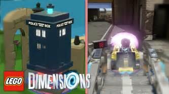 tardis vs delorean lego dimensions all tardis and delorean locations to