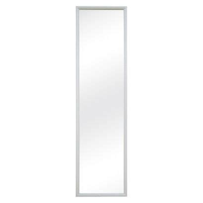 mirror target rectangle framed decorative wall mirror white room essentials stand on target and house