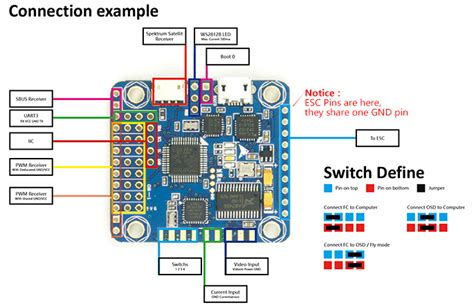 quadcopter naze32 wiring diagram naze32 soldering diagram