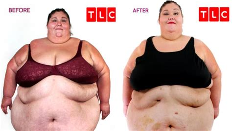 my 600 pound life before and after my 600 lb my 600 lb life s alicia kirgan weight loss photo update