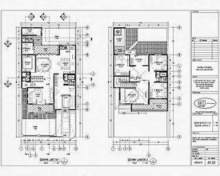 images  denah rumah minimalis  pinterest models villas  batu