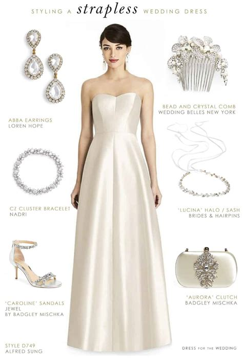 Wedding Dresses Accessories by Wedding Dress Accessories Image Collections Wedding