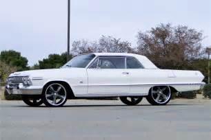 1963 Chevrolet Impala 1963 Chevrolet Impala Ss 190538