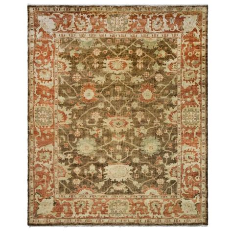 Safavieh Rugs Overstock by Safavieh Rugs Overstock Safavieh Oushak Traditional Blue Powerloomed Rug 5 3 X 7 6 Overstock